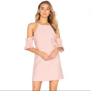 C/Meo Collective Double Take min dress NWT